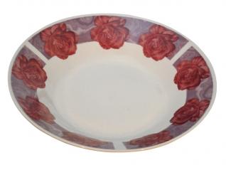 3082 Тарелка суп 8 'Солнечная Роза