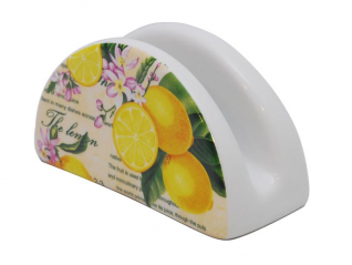 2262 салфетница  Лимон