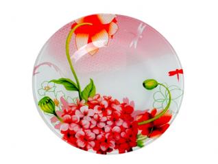 337 Тарелка десертная 20 см (Гортензия)