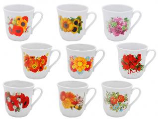 212 Чашка, <a href='http://snt.od.ua/ru/poisk.html?q=цветы' />цветы</a>, 200 мл.