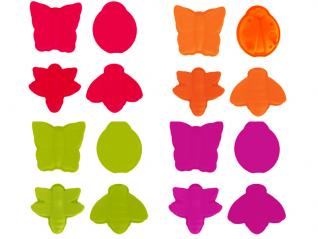 20040 Форма для выпечки Бабочки 10 см