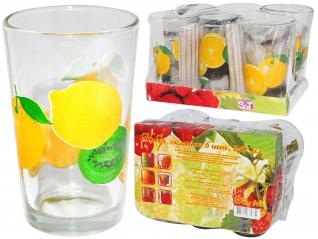945 Набор стаканов 0,24 л 6шт. (6) <a href='http://snt.od.ua/ru/poisk.html?q=Лимон' />Лимон</a>