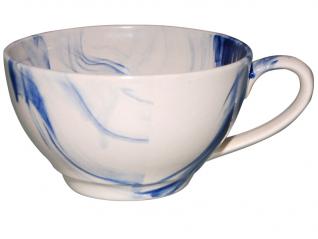 50196 Чашка чайная Радуга кобальт 380мл