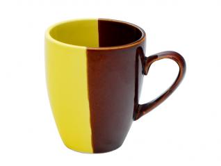 50198 Чашка Европа день/ночь лимон 400мл