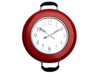 01 059 Wall Clock Pan 26*35*6 cm