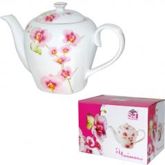 22301 Чайник 850мл Орхидея