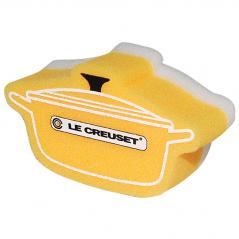 92106 Губка для мытья посуды Кастрюлька 12*7см