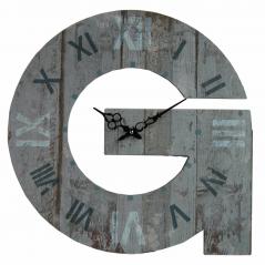 01 11AC029 Часы настенные Гугл 50*4.5*50 см