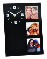 01 EG8715 Часы Фоторамка Альбом 22.0*30.0*3.4 см