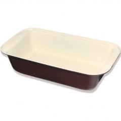 30240 Форма для выпекания хлеба с керамическим покрытием 25*13см,h5см,1л