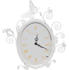 02-222 Eden metal wall clock. round (30*4,5*38см)