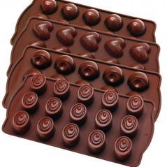 20055 Форма для шоколадных конфет 21*10,5 см
