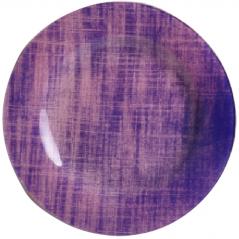 309 Блюдо  Виолетт дрим 25 см