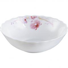 30061 Салатник 8 Розовая орхидея 61099
