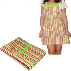 93104 Fartuk stripes 67*63cm
