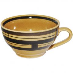 50196 Чашка чайная клетка 380 мл