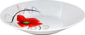30003-1472 Тарелка 8 суп Мак
