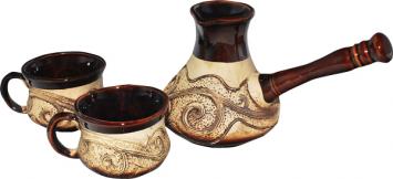 50109 Набор кофейный Восток 580мл (чашка-200мл)