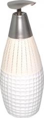 888-008 Диспенсер для мыла Милан 350мл. 19,5*6см