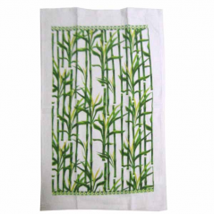 93 208 3pc set kitchen towels. 38 * 63sm, cotton velor Bamboo