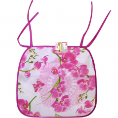 93210 chair pad 35 * 40cm Orchid