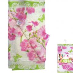 Set of 6 napkins 93 211 units, 20 * 20cm, cotton Orchid