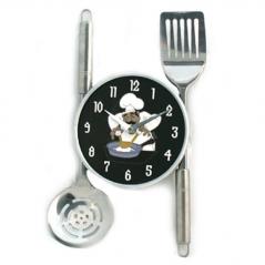 01-221 Часы настенные Приборы 24 * 36,5 * 4,5см