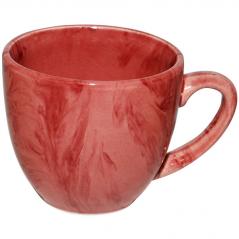 50199 Чашка Одесса Радуга розовая 220мл