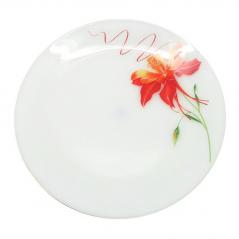 30071-10 Тарелка 8 Тигровая лилия