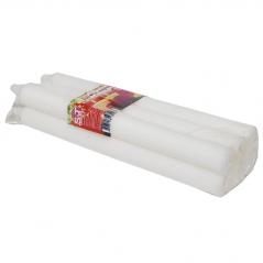 96007 Set of 6 pieces of paraffin candles / 20 cm / 50 gram