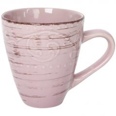 6111 Чашка 400мл Античная розовая