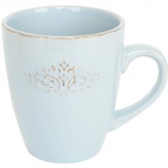 6110 Чашка 360мл Античная голубая
