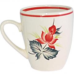 50197 Чашка Европа рисунок маленькая Роза 380мл