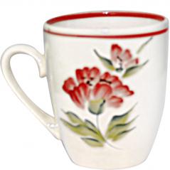50197 Чашка Европа рисунок <a href='http://snt.od.ua/ru/poisk.html?q=Мак' />Мак</a> 380мл