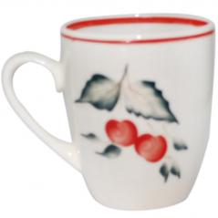 50197 Чашка Европа рисунок Вишня 380мл