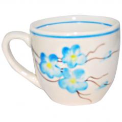 50199 Чашка Одесса рисунок Незабудка 240мл