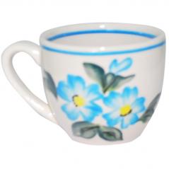 50199 Чашка Одесса рисунок Барвинок  240мл