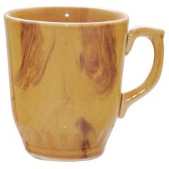 50203 Чашка Сумы Радуга коричневая 350мл