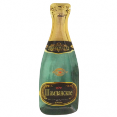 3827 Тарелка 29,5*10,7 Шампанское