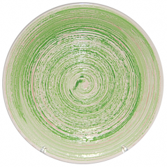 5114-2 Plate 7.5 'Pastel Green