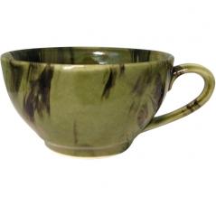50196 Чашка Чайная Радуга малахит 380 мл