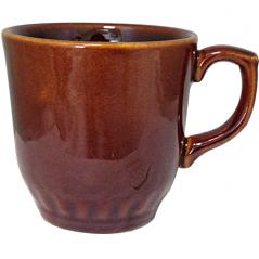 50203 Чашка Сумы коричневая 350мл