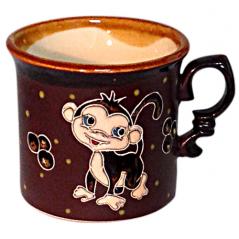 531125 Чашка с. Милая обезьянка 280 мл