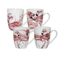 559-04 Чашка Фламинго 360мл