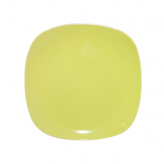 3580 Square Plate 10.5 'yellow