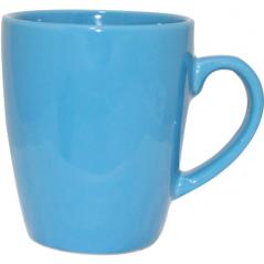 3583 Чашка голубая 400мл