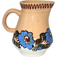530-047 Кувшин Веселые <a href='http://snt.od.ua/ru/poisk.html?q=цветы' />цветы</a> 1,5л