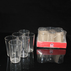 9341 Набор стаканов  120 мл.6шт.