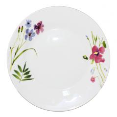 533-26 Тарелка 7,5' Полевые <a href='http://snt.od.ua/ru/poisk.html?q=цветы' />цветы</a>