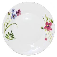 533-30 Тарелка 8' Полевые цветы